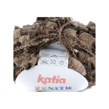 Zenith  Katia koperbruin 62