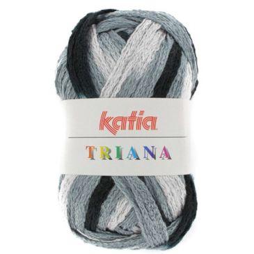 Triana Katia zwart-grijs gemeleerd 48