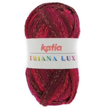 Triana Lux Katia rood-bordeau gemeleerd 32