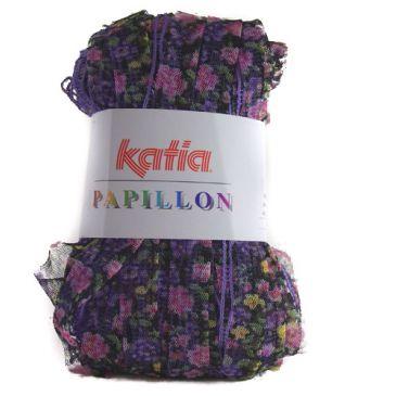 Papillon van Katia, sjaal breien