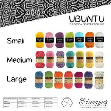 scheepjes ubuntu cal 2018   Hobby Gigant
