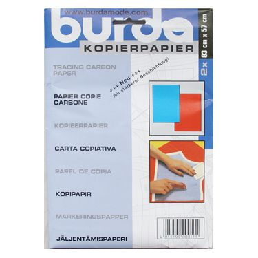 carbonpapier van Burda