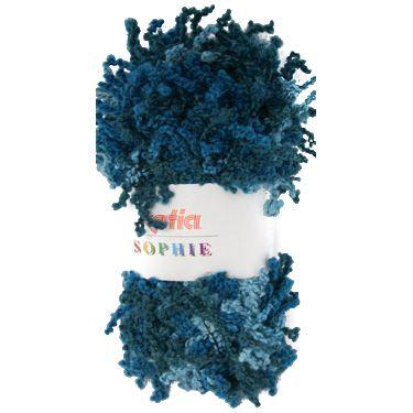 Sophie van Katia, sjaaltje breien