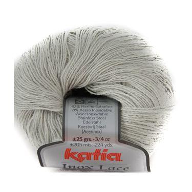 Inox Lace van Katia merinowol