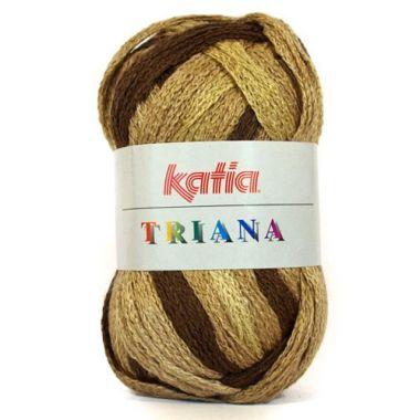 Triana Katia bruin-beige gemeleerd 51