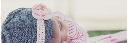 haken voor baby