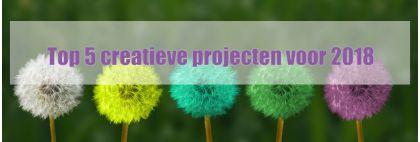 creatieve projecten 2018 | hobyygigant.nl