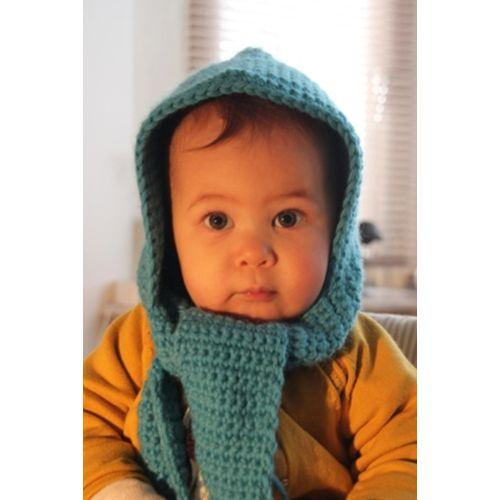 Verwonderend Babymutsje / kindermutsje en sjaaltje haken met Partner6 Phildar SW-68
