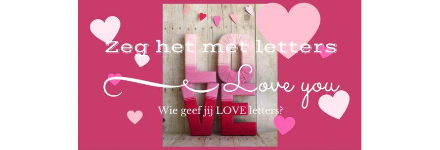 letters versieren | Hobby Gigant