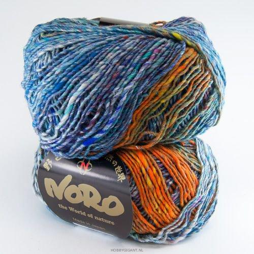 Bekijk alle kleuren Noro Kibou