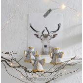 Kerst engeltjes haken gratis patroon