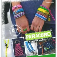 Boek Paracord - Knoop it yourself
