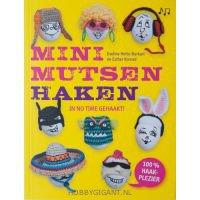 Mini Muten haken van Librero
