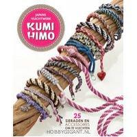 boek japans vlechtwerk Kumihimo