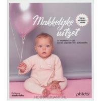 Baby breipatronen van Marie Claire Phildar