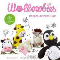 Wollowbies - Haakboek Kosmos