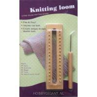 KnittingLoom van hout