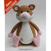 Hamster Cato Goud