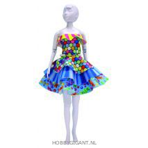 Maggy Candy Dress Your Doll