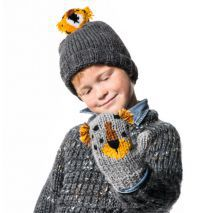 Phildar winter sport 668 hiver muts