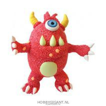 Funny Friends Monster Rood