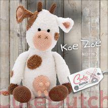 haakpatroon CuteDutch koe Zoë | Hobbygigant