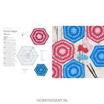 75 zeshoeken haken | Hobby Gigant