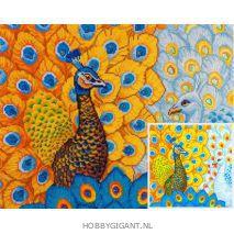 Romantic Peacocks - Diamond Dotz