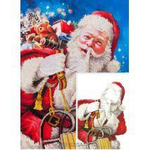 Santa's Secret - Diamond Dotz