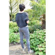 Vestje breien Alcanto lederlook | Hobby Gigant