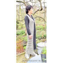 llang vest Boho Style haken | Hobby Gigant