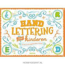 Handlettering voor kinderen | HobbyGigant.nl