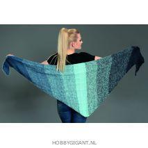 Regenbogen Mohair blauw-grijs 404