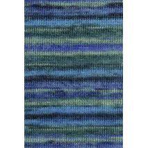Dipinto blauw-petrol 035