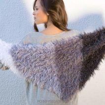 sjaal breien of omsladoek breien met Estepa Degradé Katia | HobbyGigant.nl