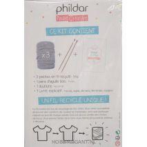 poef breien met Phildar \ HobbyGigant.nl