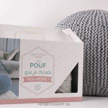 poef breien met Phildar | HobbyGigant.nl