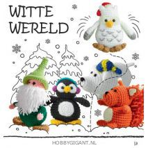 Wollowbies vieren kerstfeest | HobbyGigant.nl