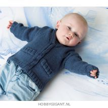 babyvestje breien Omega Lang Yarns | HobbyGigant.nl