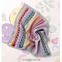 babydekentje breien Merino 120 Lang Yarns | HobbyGigant.nl