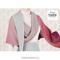 Omslagdoek Essence shawl breien met Whirl van Scheepjes | HobbyGigant.nl