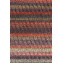 Viva oranje-bruin 075 LANG Yarns