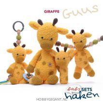 giraffe guus cutedutch | hobby gigant