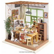 Miniatuur Studio bouwpakket   hobbygigant.nl