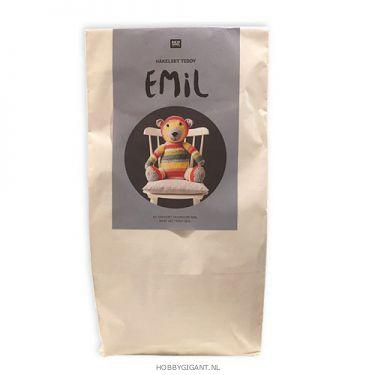 Haakpakket Emil - Rico Design