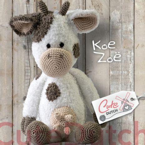Koe Zoe van CuteDutch | Hobby Gigant