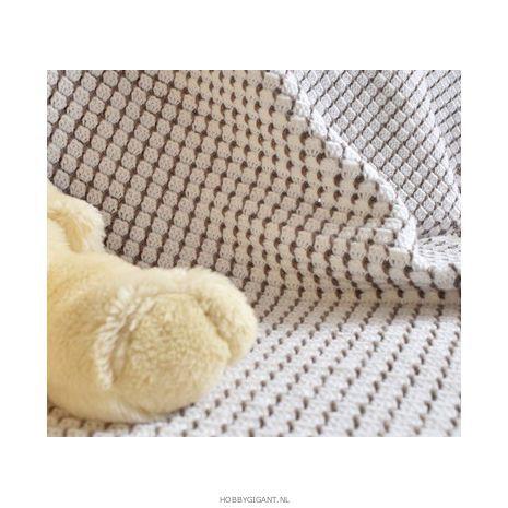Babydekentje haken Cool Wool | Hobby Gigant